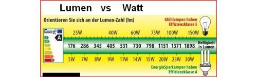 lumen watt